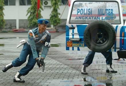 Polisi Militer Indonesia Polisi Militer Angkatan Laut