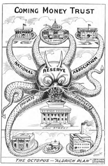 Octopus-460x703 Guess How Many Nations In The World Do Not Have A Central Bank?