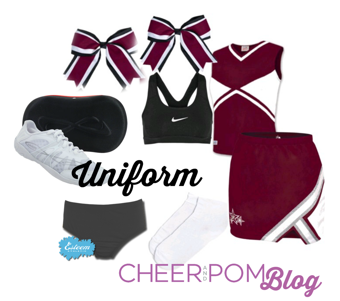 CheerandPom Blog: Cheerleading Competition Check List