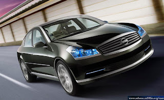 Nissan Fuga Wallpapers