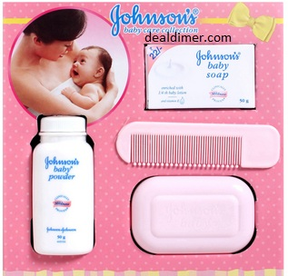 Johnson's Baby Gift Care Pack