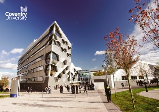 interested in studying in coventry university uk this september 2015