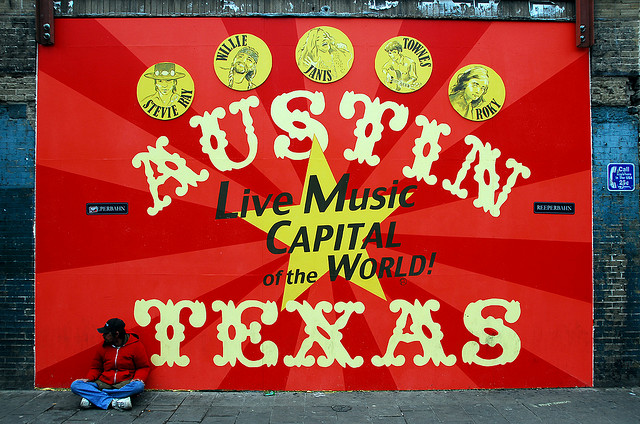 Tuesday 39 s travel to do austin texas surrounding area for Austin mural tour