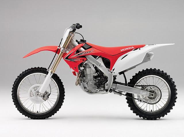 Gambar Motor Cross Honda Terbaru CRF450R 2011. title=