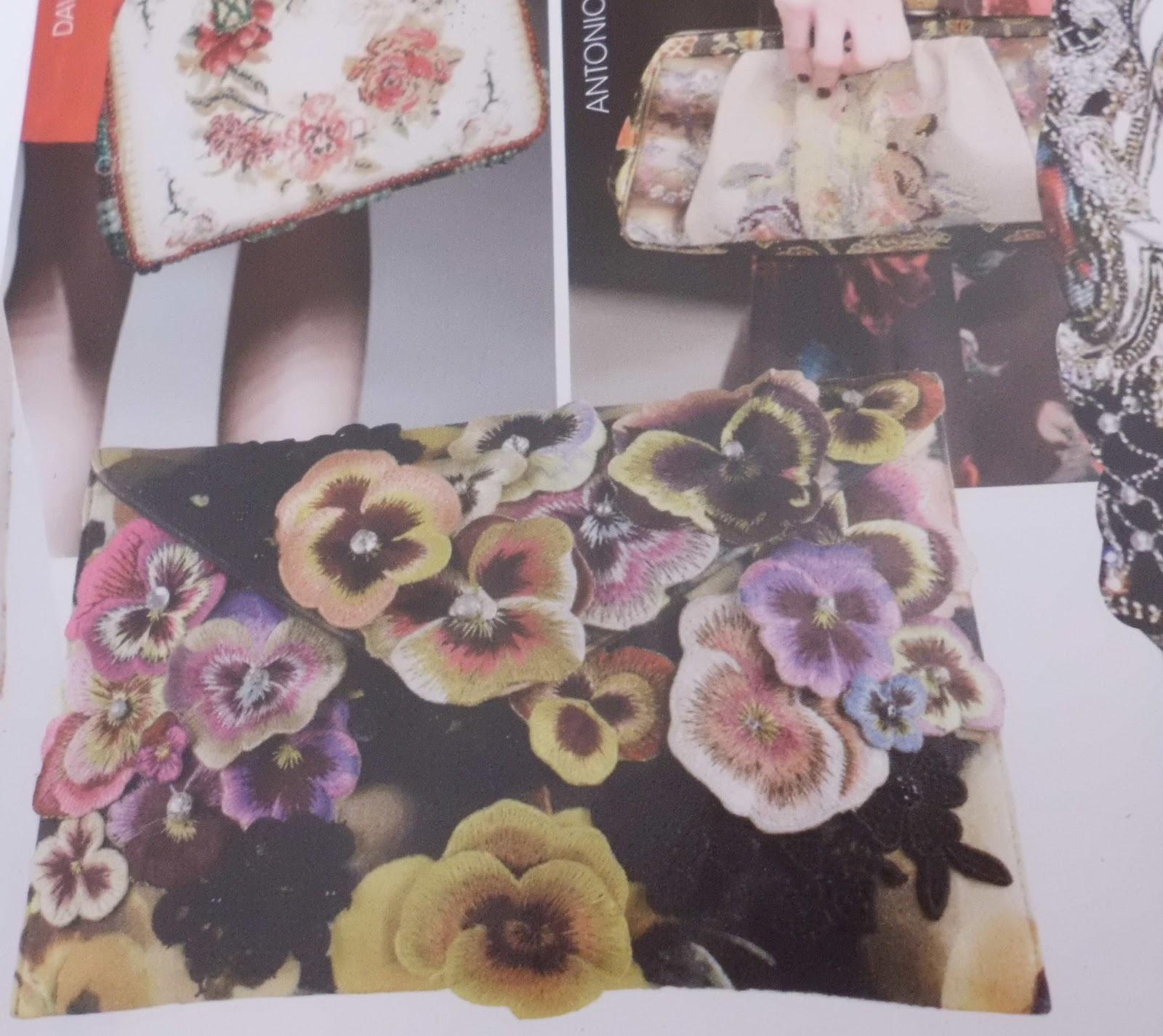 Vestidos Mexicanos Bordados Rosas Pictures