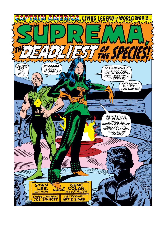 Captain America (1968) Issue #123 #37 - English 2