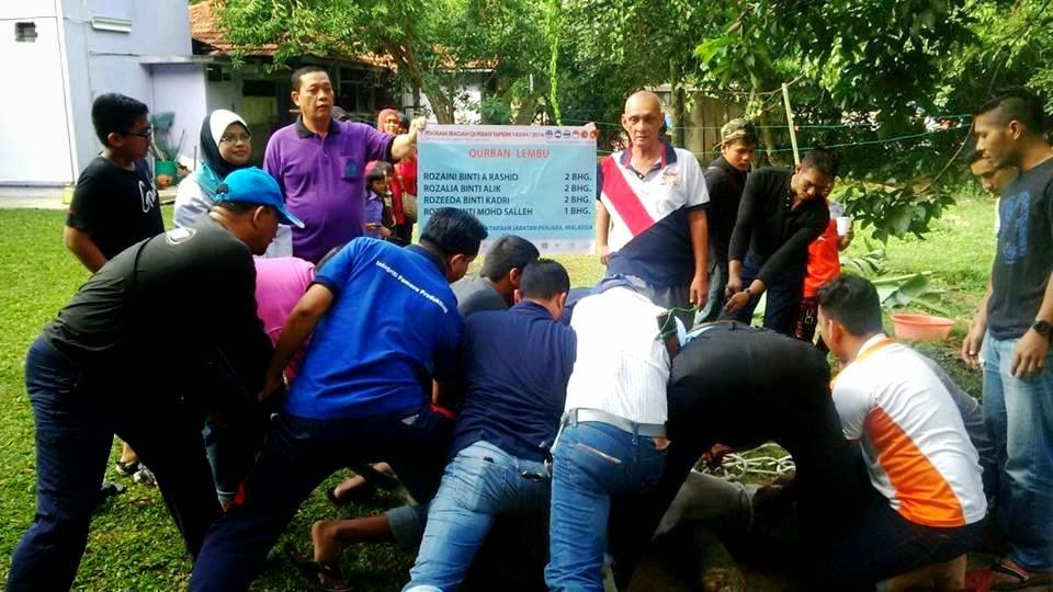 Intervensi Ibadah Qurban Parol Kuala Lumpur