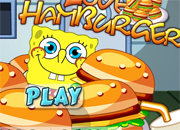 Spongebob Love Hamburger