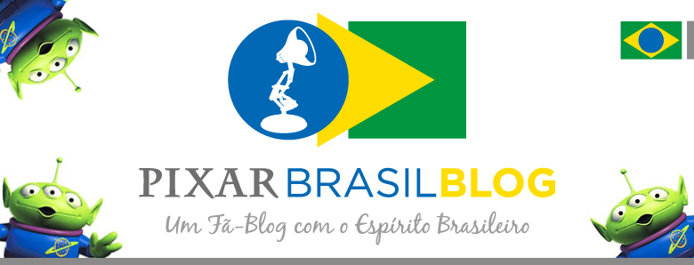 Pixar Brasil Blog