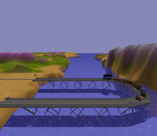 Physics Games - Bridge Builder