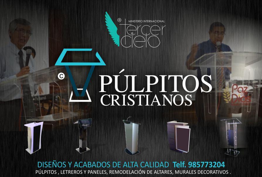 PÚLPITOS CRISTIANOS PERÚ