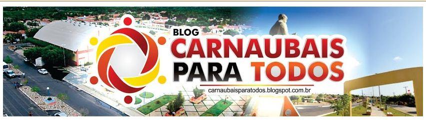 Blog Carnaubais Para Todos