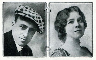 Arthur Hotaling and Mae Hotely
