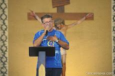 Paletra do Programa de Vida Nova no Acampamento da Sobriedade - Canção Nova/SP Nov. de 2010: