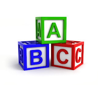 Back to the Basics - ABC blocks - ParentUnplugged - Stacy Snyder