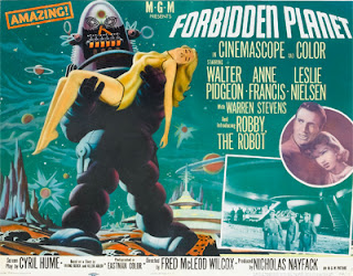 Poster - Forbidden Planet (1956)