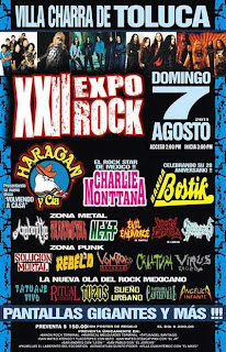 XXII Expo Rock Toluca