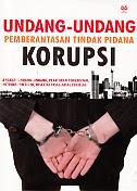 toko buku rahma: buku UU pemberantasan tindak pidana korupsi, pengarang tim new merah putih, penerbit new merah putih