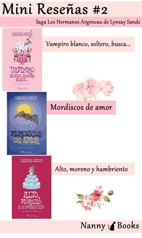 Nanny Books Mini Reseas 2
