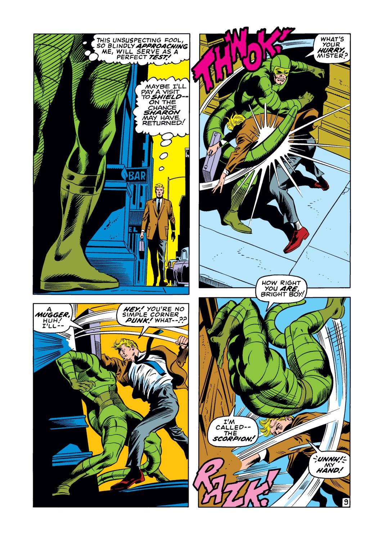 Captain America (1968) Issue #122 #36 - English 10