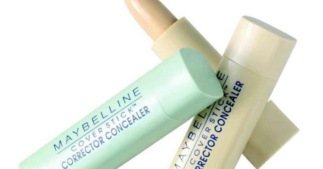 Review Maybelline Coverstick Corrector Concealer Spoilt
