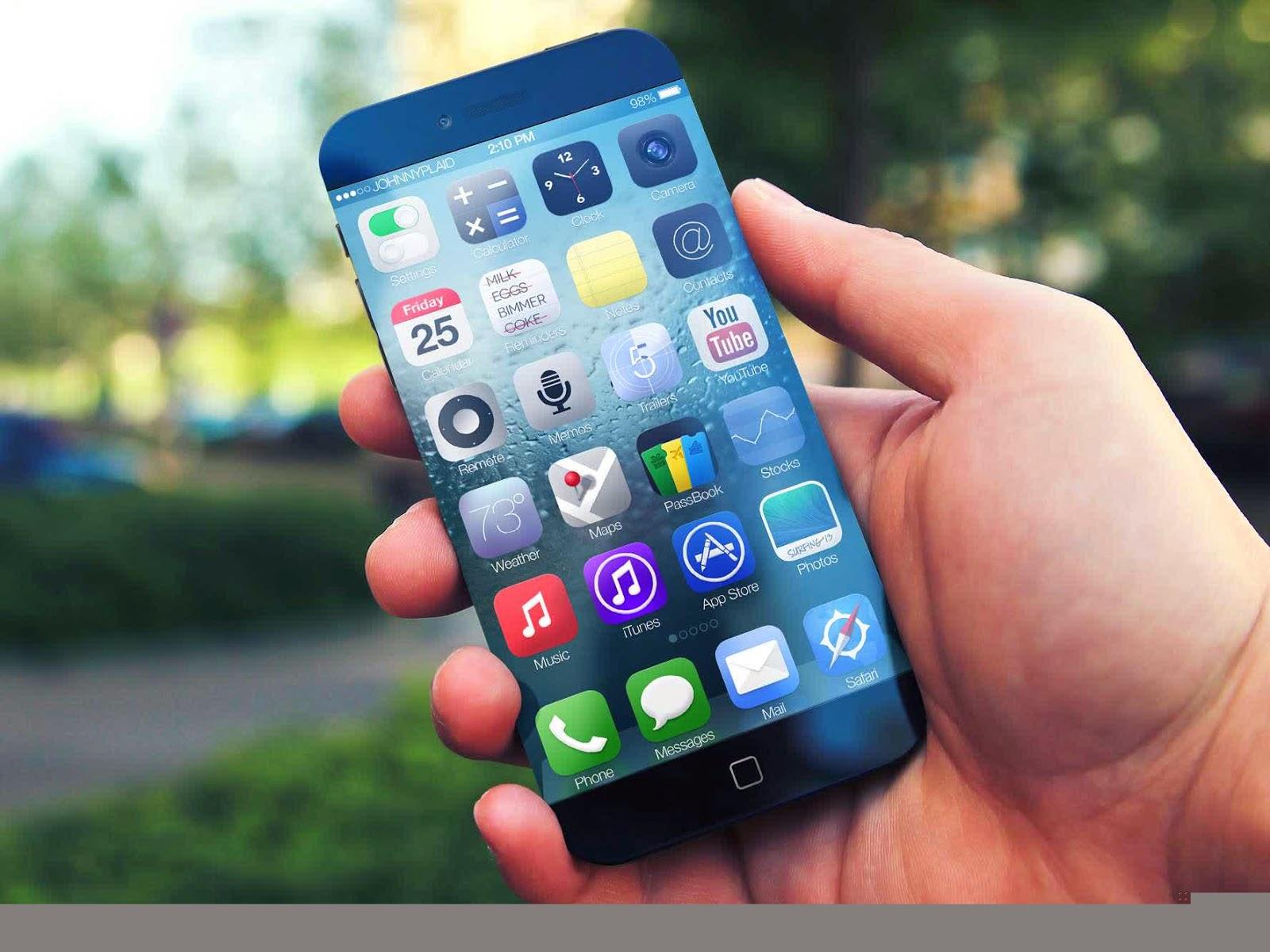 Desain Terbaru Iphone 6