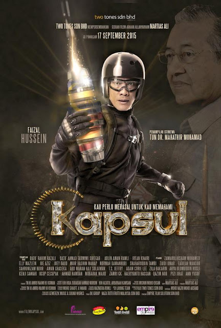 Kapsul Full Movie Melayu