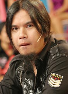 Model Rambut - Ahmad Dhani