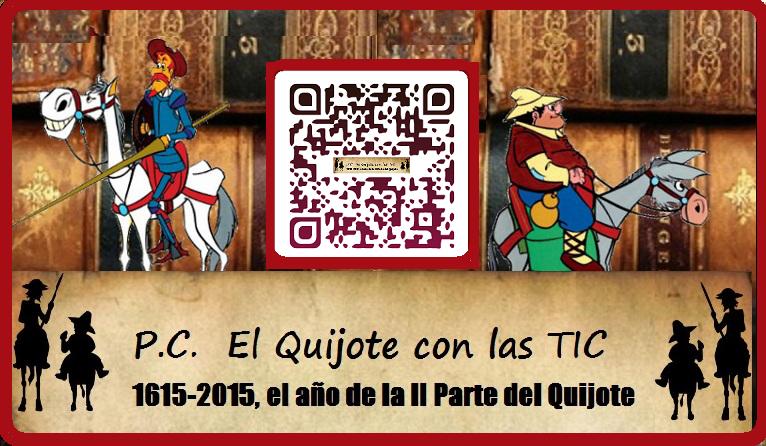 Participamos en el PC El Quijote con las TIC