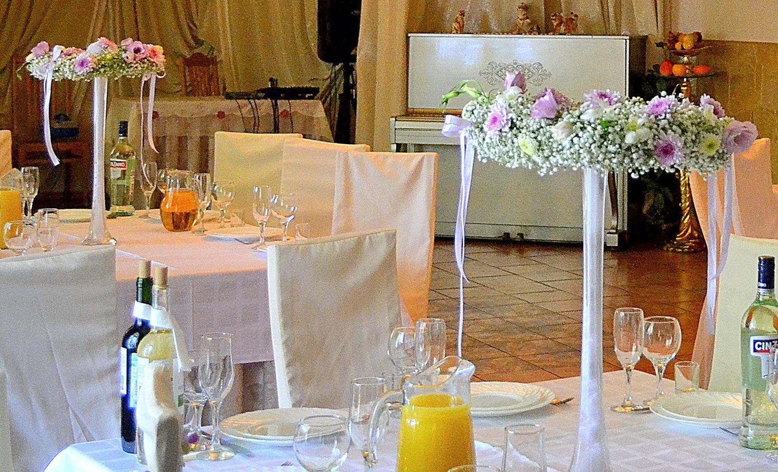 оформление свадьбы в ресторане запорожская сечь