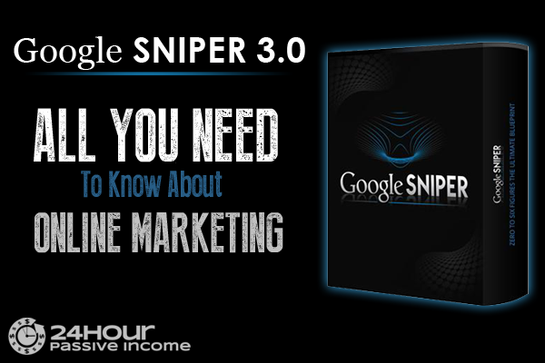 Google Sniper 3.0 - Zaradite $100 do $200 dnevno!