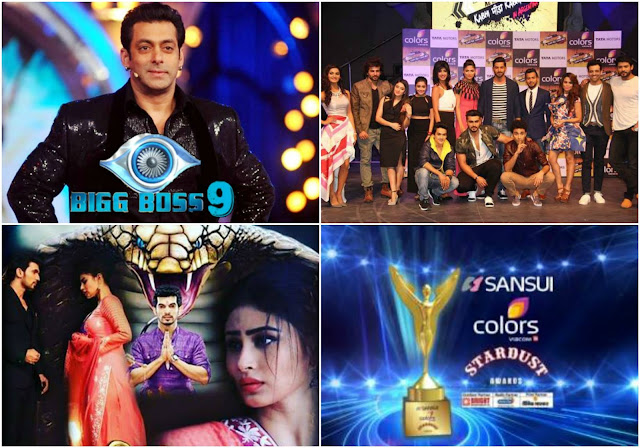 colors tv shows