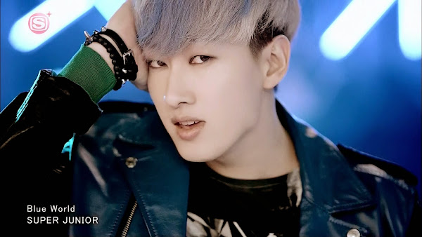 Super Junior Eunhyuk Blue World