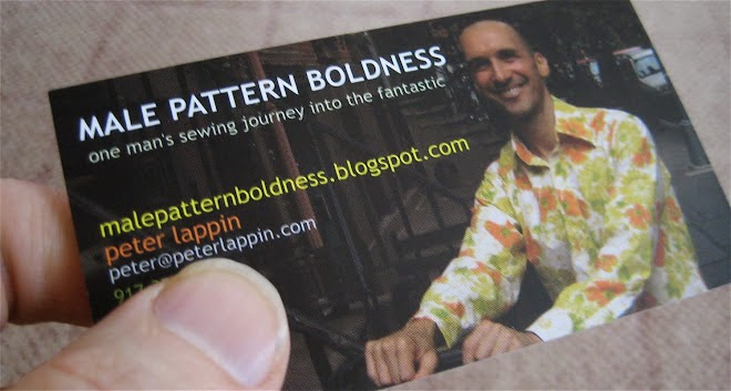 male pattern boldness