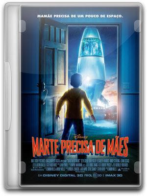 Marte precisa de maes filme poster