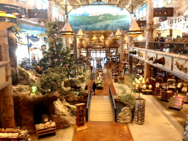Before We Left Las Vegas The Other Day We Stopped At Outdoor World And Bass  Pro Shop. Wow! This Is The Hugest Building And Collection Of Outdoor Gear I  Have ...