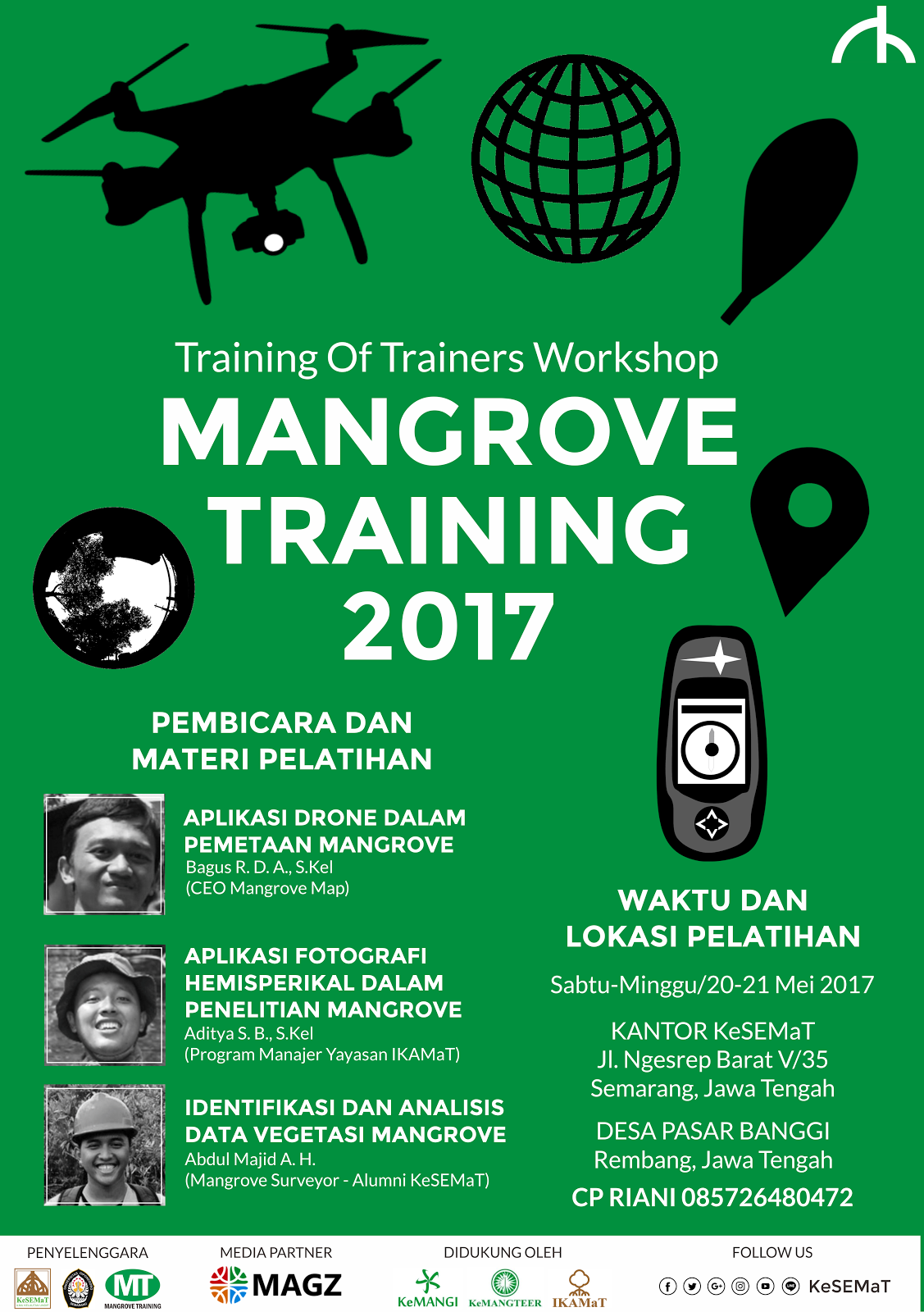 MANGROVE TRAINING 2017