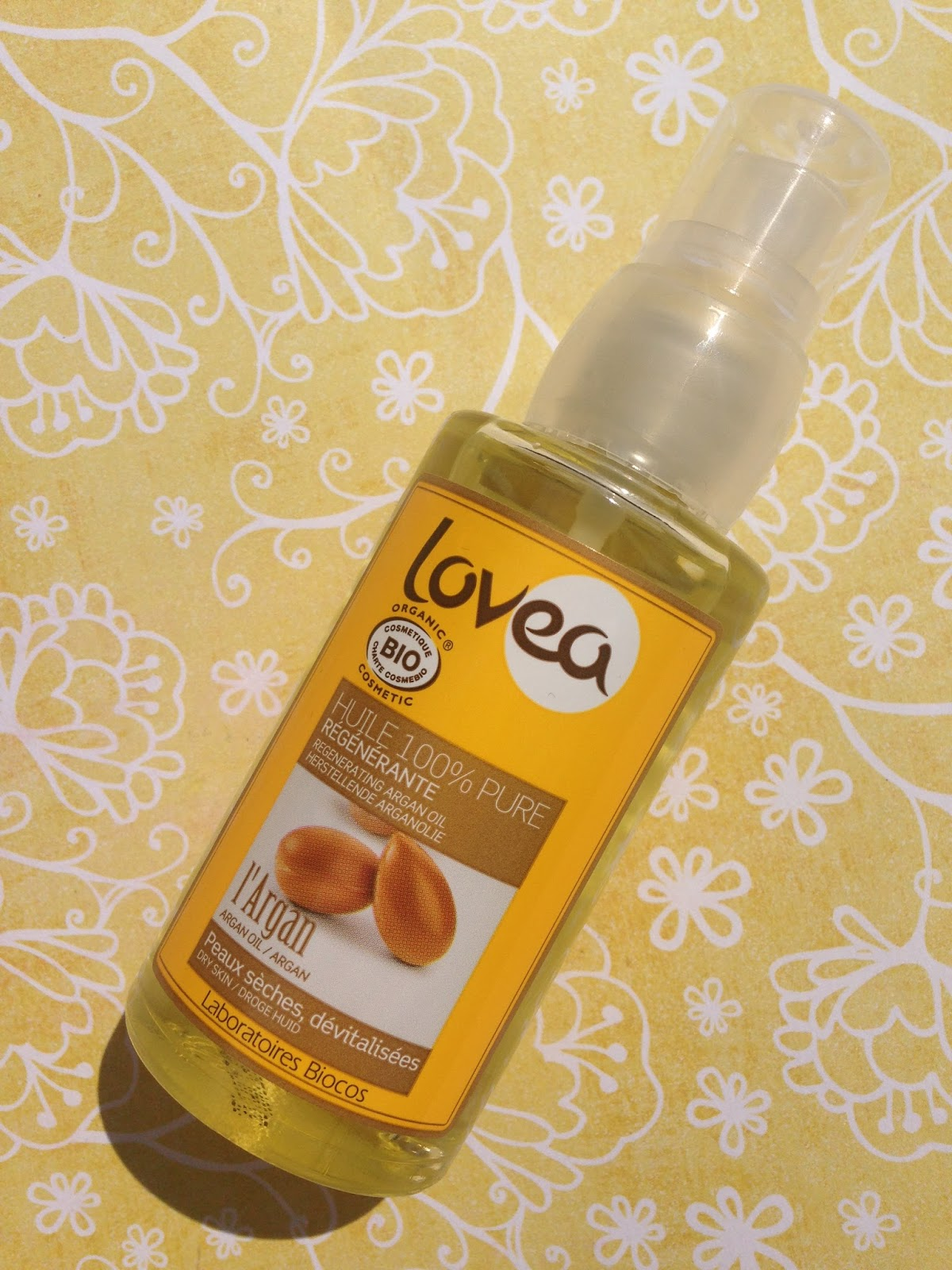 Lovea, Argan Oil, My Pure