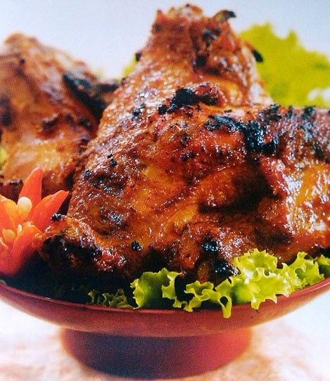 Ayam Bakar Wong Solo Asli dan Khas