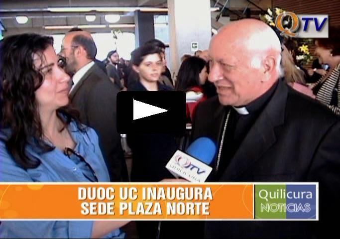 DUOC UC Inaugura Sede en Plaza Norte