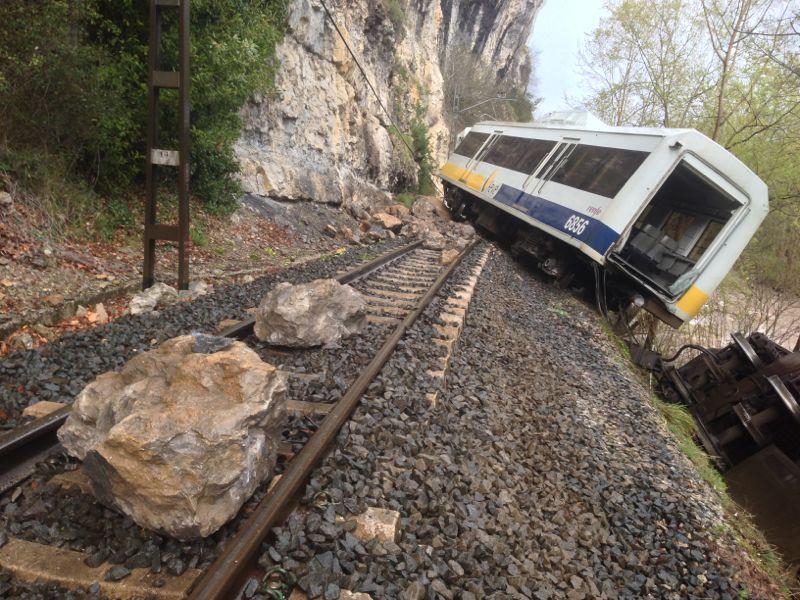 Accidentes ferroviarios idemnizaciones