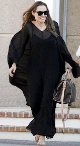 EL LOOK MORTICIA DE ANGIE