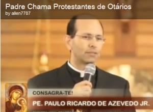 Pedido de afastamento do padre Paulo Ricardo
