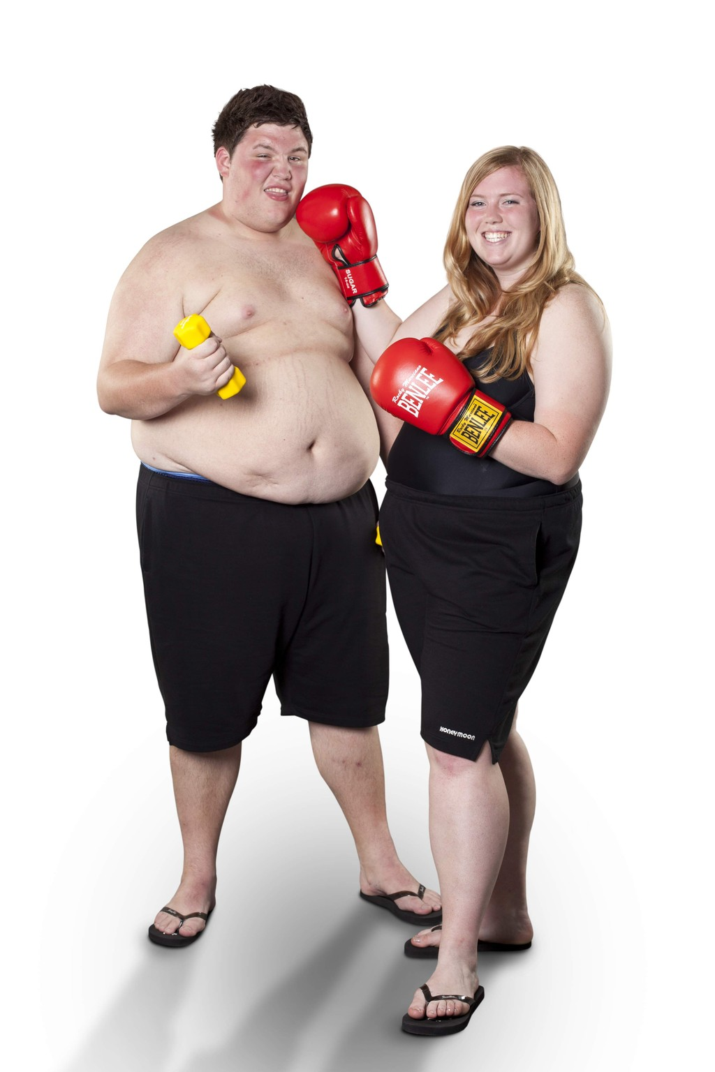 Biggest Loser Christopher Und Kathrin