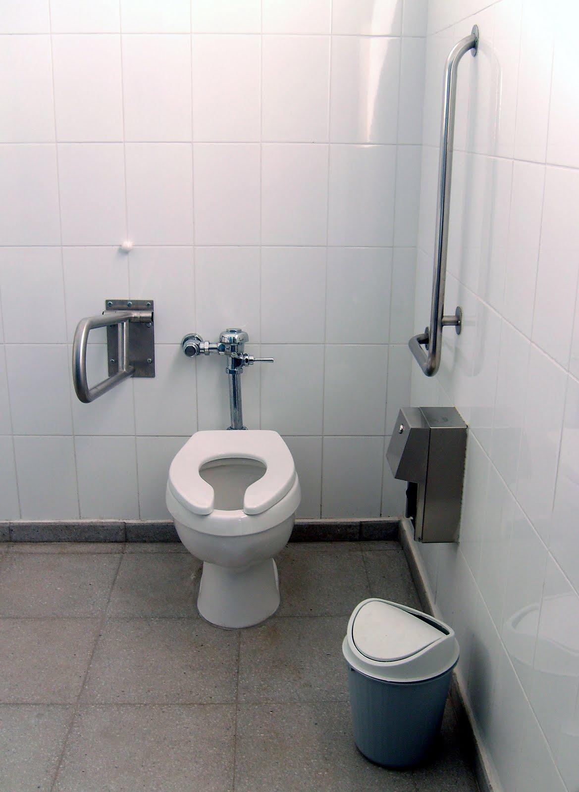 handicap bathroom   Disabled bathroom