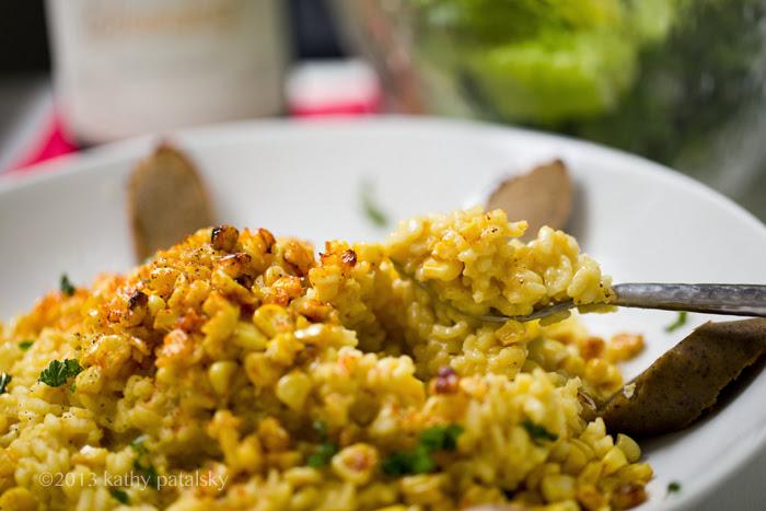 Sweet Corn Risotto Recipes — Dishmaps