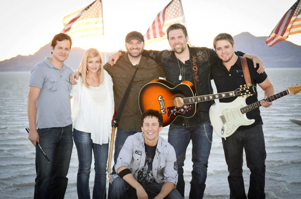 Nathan osmond s official blog quot stars amp stripes quot music video shoot