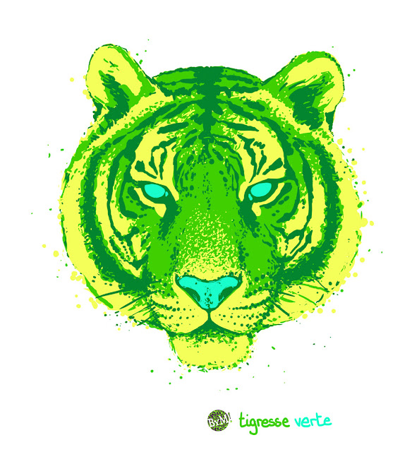 Tigresse verte BYM 2016
