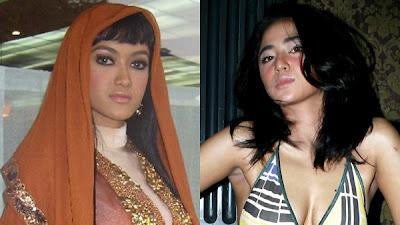 Dewi Persik Vs Julia Perez