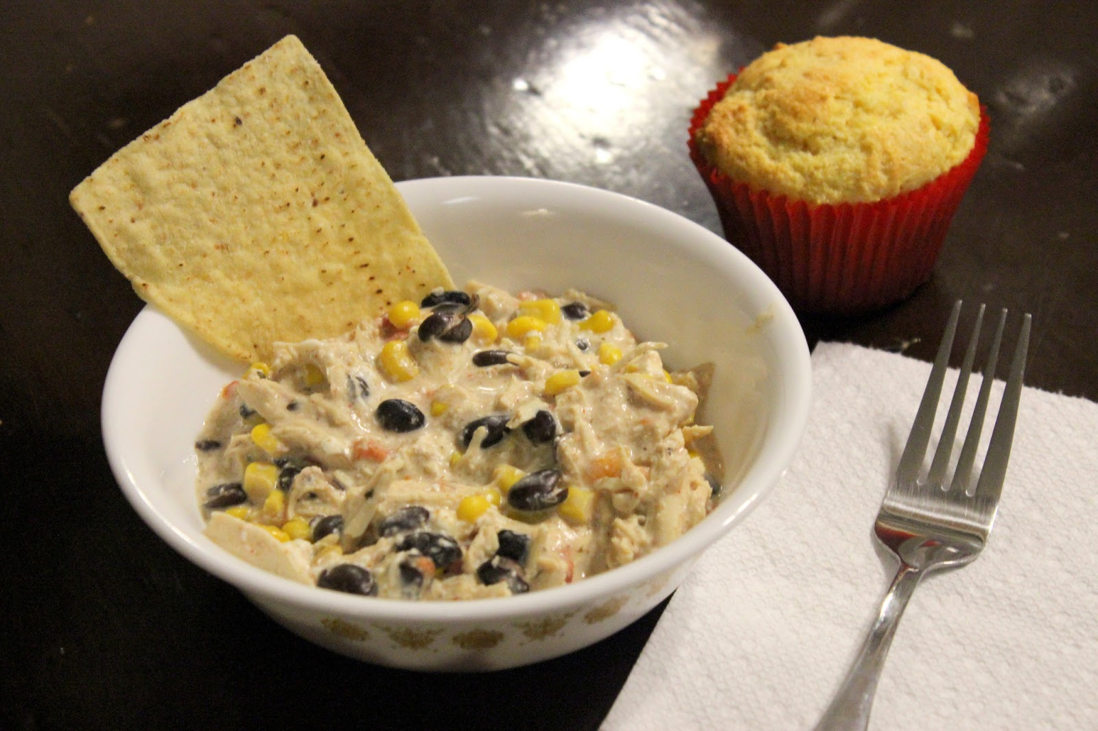 Cupcakes and Pearls: Cream Cheese Chicken Chili